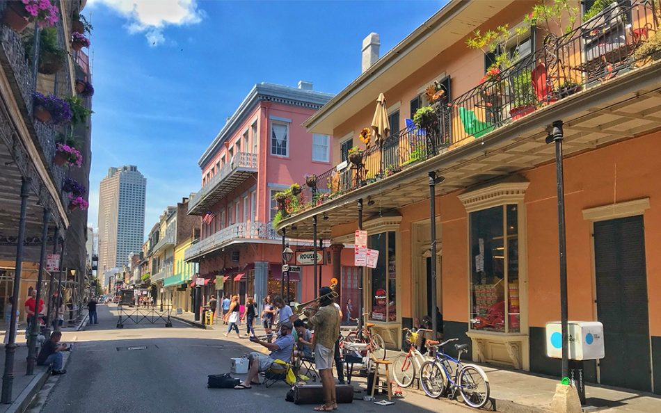 What's open in New Orleans